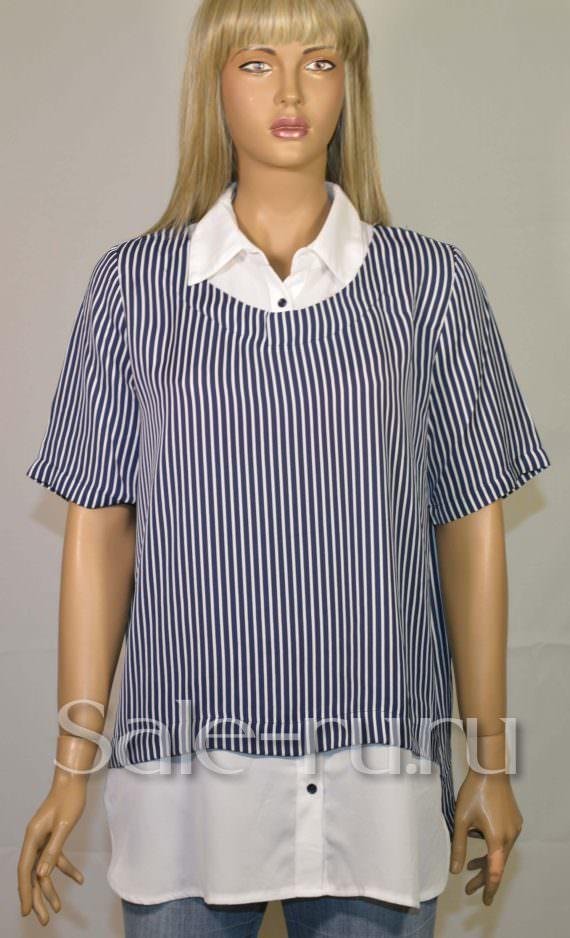 Футболки блузки