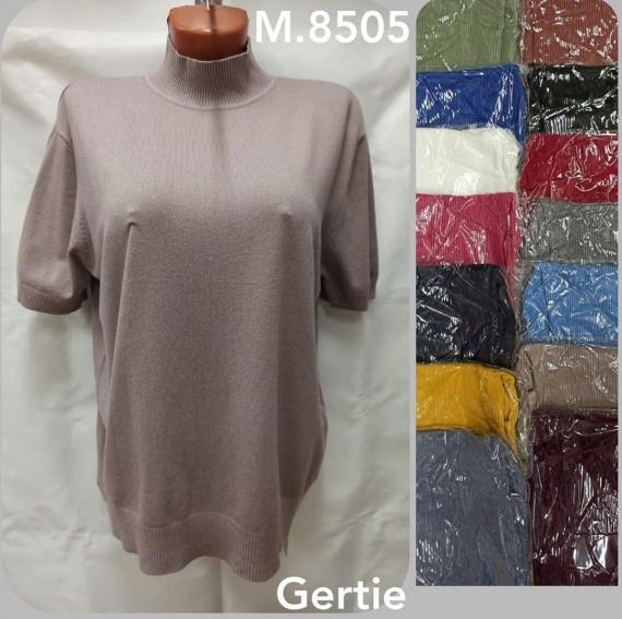 Футболка Gertie 8505 фото